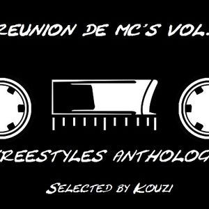 Réunion de mc's vol.1 (freestyles anthologie)