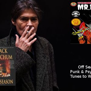 Mr. Dark's Audio Nasty: Off Season Punk & Psychobilly  with Jack Ketchum
