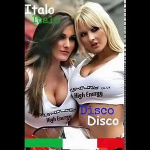 DJ Barcelona-Italo disco mix 2017 (New generation
