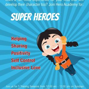 Hero Academy: Speak Up!