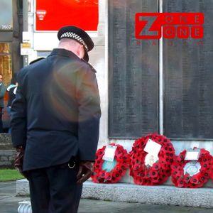#CommunityProfile with Sheila Smith- Beckenham Rememberance Day - @z1radio
