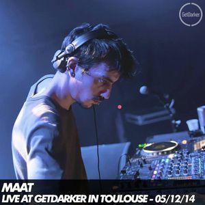 Maat - Live at GetDarker in Toulouse, France - 05/12/14