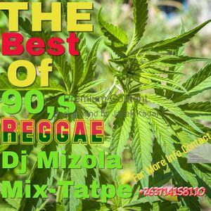 Dj Mizola Zim Reggae Vibes Mixtape