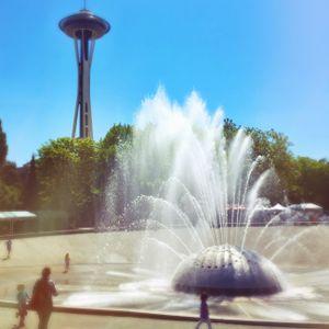 May 28 - June 10, 2019 Seattle Center International Fountain Mix