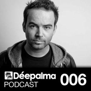 Déepalma Podcast 006 - by VANILLA ACE