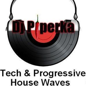 DJ Piperka's show - Tech & Progressive House Waves 002