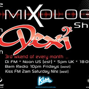 Mixology Show April 2012 - Loud Love