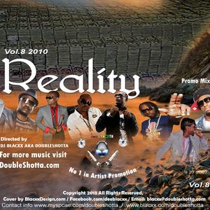 Double Shotta Reality Mix 2010 by Blacxx