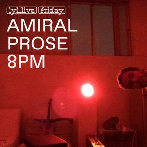 Amiral Prose (01.12.17)