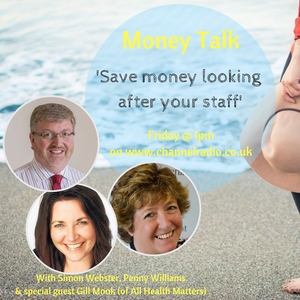 Save money looking after your staff ft. Gill Monk