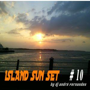 ISLAND SUN SET # 10