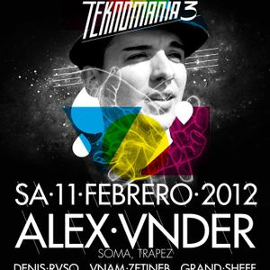 Grand Sheff @Teknomania3 Sala Cosmos(11-02-2012)