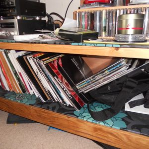 Record collection mix Aug 2012