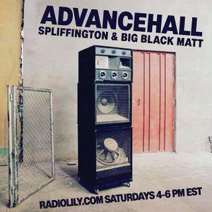 ADVANCEHALL w/ SPLIFFINGTON & BIG BLACK MATT 12/21/13