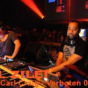 [MIXUL ZILEI] [FREE DOWNLOAD] Luciano b2b Carl Craig - Verboten Transmission 083