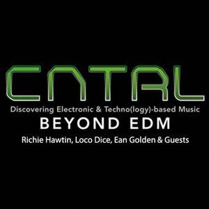 RICHIΣ HΔWTIN LIVE CNTRL TV BEYOND EDM 12-2012