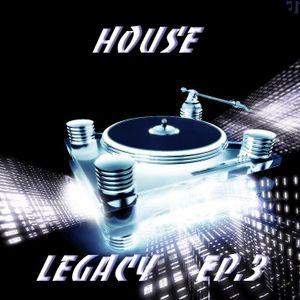 Mario Del Mar - House Legacy Ep.3 (Progressive-House Mixx)