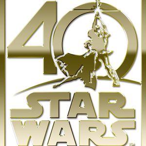 STAR WARS SAGA TRIBUTE MIX - NEW HOPE 40 th ANNIVERSARY