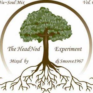 """Nu~Soul Mix Vol. 6 """"The HeadNod Experiment"""""""