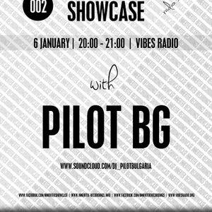 Pilot BG - Innertek Recordings Showcase 001 @ Vibes Radio Station 6 January 2013