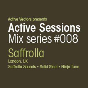 Saffrolla - Active Sessions - Mix 08