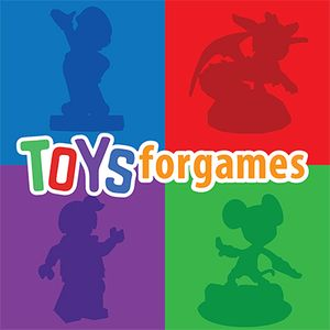 Episode 103 - Second Annual Toys For Games Awards