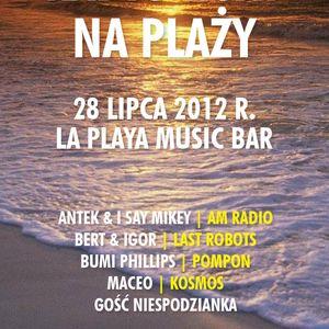 Radio Roxy Na Plaży - AM Radio Promomix