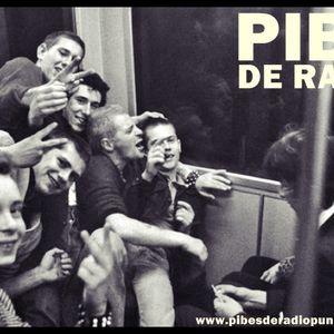 PIBES DE RADIO #12 PUNK & SKIN PODCAST BUENOS AIRES ANTIFA
