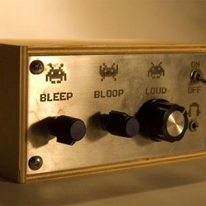 vapouriser - bloop'n'bleep mix