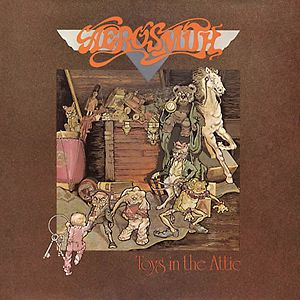 """October 18, 2012 """"Toys In The Attic"""""""