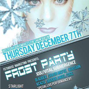 #FetHouse Presents #FrostParty 2017