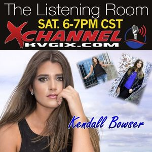 The Listening Room 02-06-2016 W/ Kendall Bowser