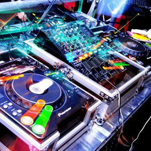 promo 20 min mix house and scratching 2012
