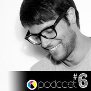Klang Podcast #6 - Roman Flügel
