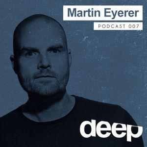 deephouseit Podcast 007 Martin Eyerer