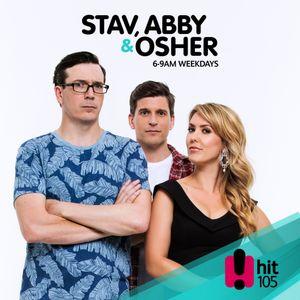 Stav Abby and Matt with Osher - January - Thursday 19