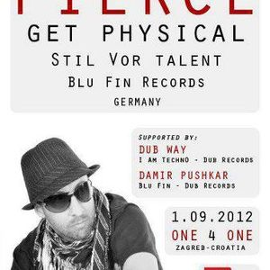 One4One & DUB records w. Pushkar, Dub Way &&& Pierce
