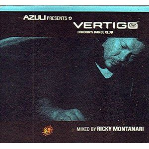 RICKY MONTANARI VERTIGO-LONDON