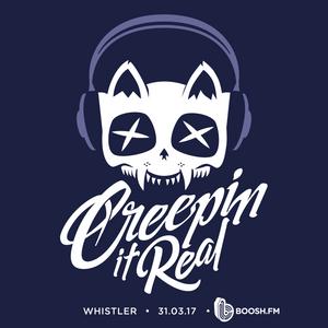 Creepin it Real - 20170331