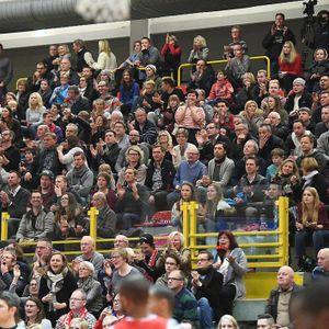 Wiederholung - 23.09.2017 - ProA - Uni Baskets Paderborn gegen Crailsheim Merlins