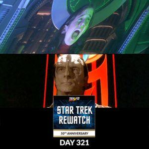 Day 321: Infinite Regress / Covenant