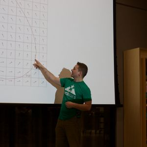 Erich Ess on Imaging Vector Fields Using Line Integral Convolution