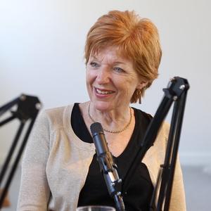 Podcast #13: Sue Pryce - Drug Policy Expert/Professor