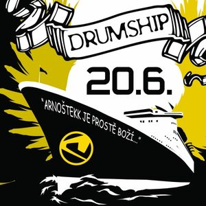Dj Mike Goldfinch - Live from Drumship 2015