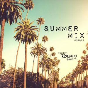 Ronald Garcia Pres. SUMMER MIX Vol.1