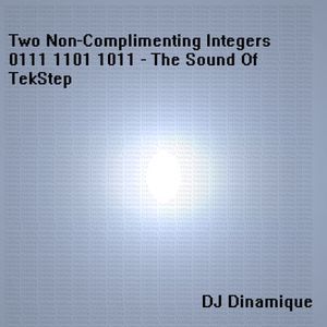 Two Non-Complimenting Integers 0111 1101 1011 - The Sound Of TekStep