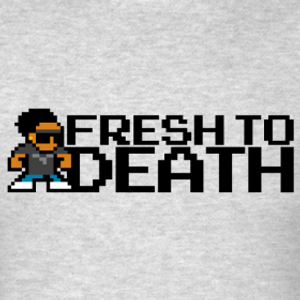 Fresh To Death - House, Garage, Breaks, 2Step & Dubstep with LOGO!
