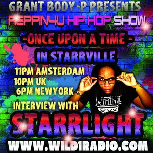 RePPiN4U HIP HOP SHOW: ONCE UPON A TIME IN STARRVILLE!