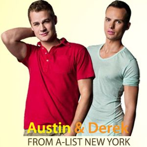 The A-List New York - Derek & Austin
