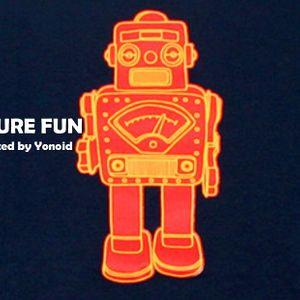 DJ Yonoid - Pure Fun Vol.01 (Feb 2006)
